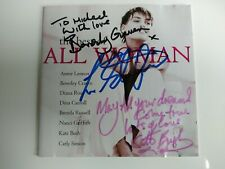 More details for kate bush signed autograph cd cover x2