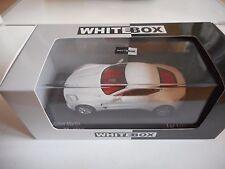 White Box Whitebox Aston Martin One-77 2010 in White on 1:43 in Box