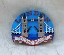 London Tower Bridge Resin Magnet