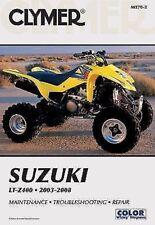 2003-2008 Suzuki LT-Z400 LTZ400 Quadsport ATV Repair Manual 2005 2006 2007 M2702