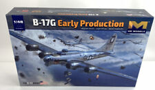 HONG KONG MODELS 1/48 BOEING B-17G FLYING FORTRESS EARLY PRODUCTION