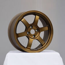 "4 ROTA WHEEL GRID 16X7 +40 "" 5x114.3 "" 40 FRSB  CIVIC  INTEGRA VW XA XB"