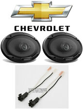 """Kenwood 6x9"""" Rear Car Speaker Replacement For 2000-2013 Chevrolet Chevy Impala"""