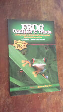 Ripley's Believe It or Not Frog Oddities & Trivia by Tim O'Brien (Paperback /...