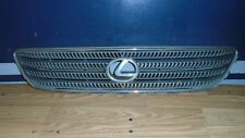 01-05 LEXUS IS300 IS-300 GRILLE WITH EMBLEM 2001 2002 2003 2004