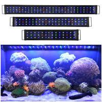 """LED Aquarium Light Full Spectrum Freshwater Plant Fish Tank Plant 24"""" 36"""" 48"""""""
