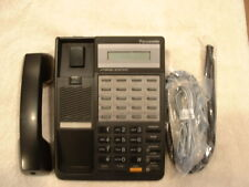 4 AVAILABLE REFURB  KX-T7030-B LCD Speakerphone--90 day Warranty
