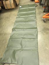 NEW US Military Issue Temper Tent Vestibule Container Green Heavy Duty Vinyl