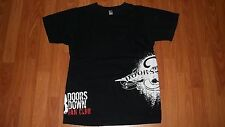 Rare Rock Band 3 Doors Down Wraparound Fan Club T-Shirt small Mississippi