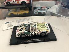 Fly Car Model Porsche Carrera 6 Le Mans Slotcar Slot 1:32 No Ninco Scalextric