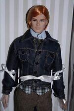Fashion Royalty Auden Male Doll Dynamite Girls Back to Brooklyn NRFB RARE