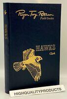 Easton Press Roger Tory Peterson Field Guide HAWKS Birds Collectors Edition OOP