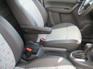 Comfort Armlehne Mittelarmlehne Stoff anthrazit Mercedes Sprinter + VW Crafter