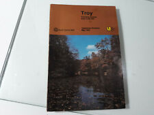 1983 South Central Bell Telephone Directory Yellow Pages TROY + Goshen Alabama