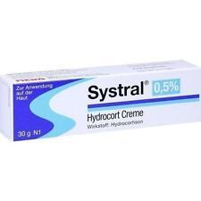 SYSTRAL Hydrocort 0,5% Creme 30g PZN 1234065