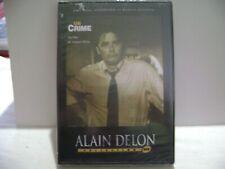 DVD  ALAIN DELON UN CRIME / NEUF SOUS BLISTER
