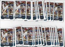 MAX SCHERZER 2012 BOWMAN #164 NICE (35) CARD LOT DETROIT TIGERS