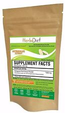 PURE Astragalus Root Extract Powder 20% Astragaloside Enhance Energy Endurance