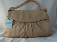 Cream Leather Bag by Hobo NEW