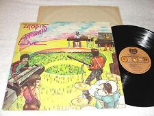 "Utopia/Todd Rundgren ""Another Live"" 1975 Rock LP, VG+, Original Bearsville Press"