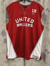 Nike Basketball United Ballers Steve Nash 13 Nasty Freestyle Jersey Xxl New 2Xl