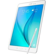 """Samsung Galaxy Tab A SM-P550 Tablet (With S-Pen) 16GB 9.7"""" WiFi Android White"""