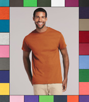 Gildan Dryblend 50/50 cotton/polyester Plain T Shirts and Tees S-3XL G800