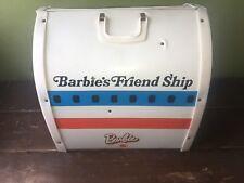 "Vintage 1970's Mattel Barbie's Friend Ship Airplane Case ""United Airlines"""
