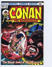 Conan the Barbarian #27 Marvel 1973