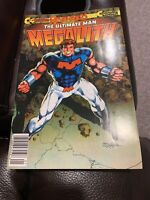 Megalith the Ultimate Man 1 Neal Adams Continuity Comics Revengers