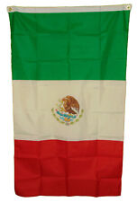 Mexico Mexican National Flag Banner 3 X 5 3x5 Feet Polyester New Polyester