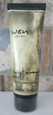 NEW & SEALED WEN Chaz Dean Sealed Sweet Almond Mint Styling Creme Cream 4oz
