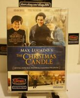 MAX LUCADO'S: THE CHRISTMAS CANDLE *WIDESCREEN*  [NEW DVD] FREE SHIPPING!!