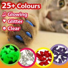 Cat Nail Covers Protect Scratching Furniture, Soft Paws, Kitten Rubber Nail Caps