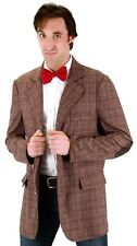 11th Doctor Jacket Dr Who Adult Time Lord Halloween Costume Accessory L/XL
