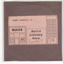(FN830) Pagan Wanderer Lu, Build Library Here (Or Else) - DJ CD