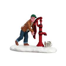 LEMAX CHRISTMAS VILLAGE HOUSE ACCESSORIES - HAND PUMP HELPER #72532