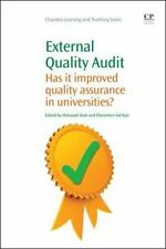 Chandos Learning and Teaching: External Quality Audit : Has It Improved...