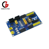 BLE400 Mother Expansion Board NRF51822 Bluetooth 4.0 2.4G Module CP2102 I2C/SPI