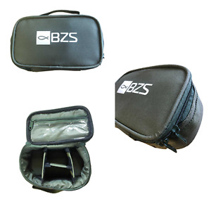 BZS Lead Bag Carp Fishing Tackle Padded Pouch for Accessories Luggage Weights