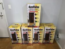 1,500W Oscillating Infrared Quartz 5,200 BTUs Tower Heater with Remote and Timer