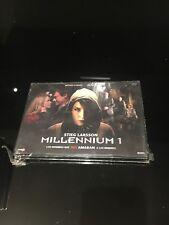 STIEG LARSSON DVD MILLENNIUM 1  LOS HOMBRES QUE NO AMABAN A LAS MUJERES