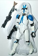 "Star Wars CLONE TROOPER 3.75"" Figure 501st Legion Order 66 Jedi Temple Assault"