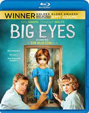 Big Eyes (Blu-ray Disc, 2015, Canadian)