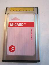 MOTOROLA M-CARD