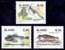 Aland 1997 Animals, Sea, Marine Ice Age Survivors, MNH/UNM