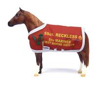 Breyer Sgt Reckless