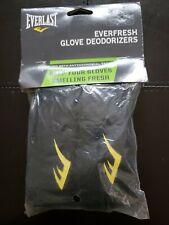 Everlast Everfresh Glove Deodorizers P00000666 For Boxing Gloves -Black #7604