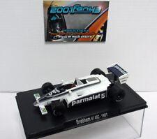 BRABHAM FORD BT49C #5 Nelson Piquet F1 CHAMPIONSHIP WINNER 1981 1/43 RBA