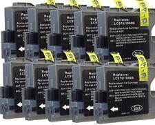 10kompatibel avec Brother DCP130C DCP135C DCP330C MFC235C MFC-260C DCP - 150c